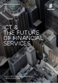 Horizon Scan: ICT and the future of financial services