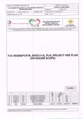 Id spa-all-2020-105229 rev.e project hse plan (offshore scope)-31 dec 2013