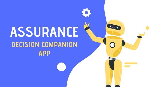 iDARE 2021 - 05- Assurance