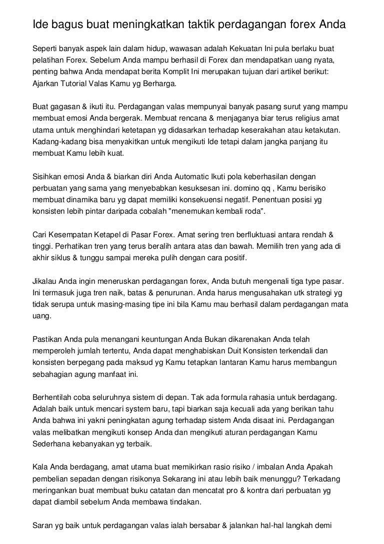 Jenis Investasi Jangka Pendek dan Jangka Panjang yang Menguntungkan - cryptonews.id