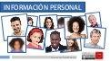 Presentación información personal - ProfeDeELE.es