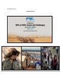 IDPs of FATA: Issues and Challenges (report, FATA Research Centre, April 2013)