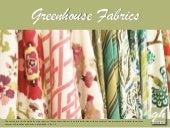 IDS Market Presentation: Greenhouse Fabrics