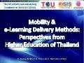 IEC2011: Mobility & IDM