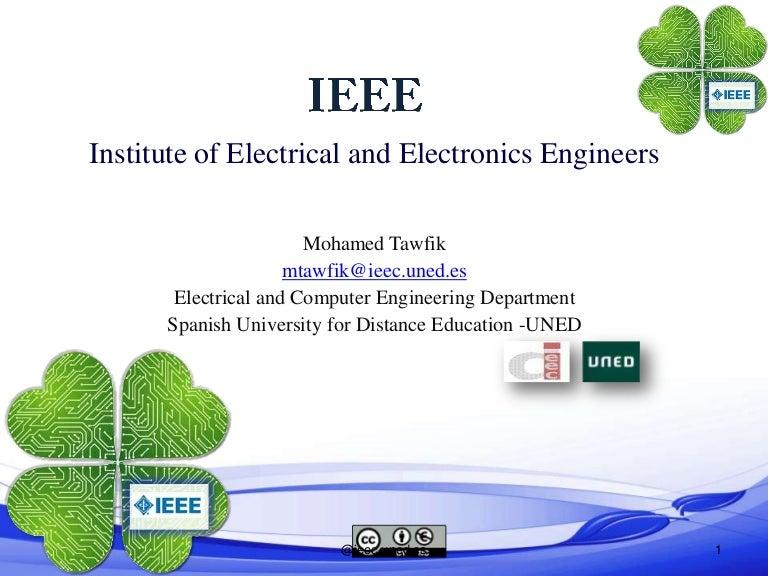 IEEE Presentation
