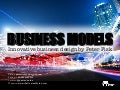 Business Models: Innovative business design by Peter Fisk
