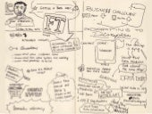 Big Data Innovation Summit London 2014 Sketchnotes