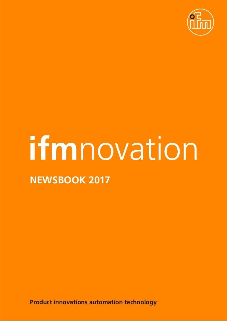 Ifmnovation Newsbook 2017 En Receiver Pnp Output Wiring Diagram Emitter M12