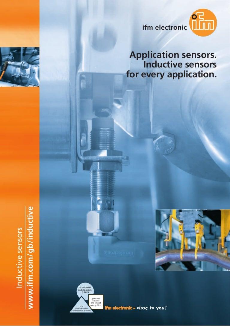 Inductive Sensor Brochure