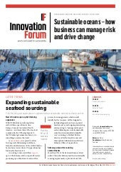 Management Briefing on Sustainable Seafood