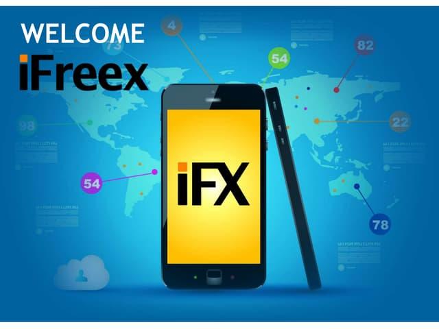 Ifreex Apresentação do Plano Oficial de Marketing