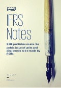 IFRS Notes: SEBI publishes norms for public issue of units and disclosures to be made by REITs