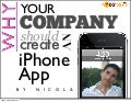 Extend your business with an iPhone App