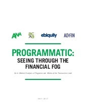 ANA programmatic-financial-fog 22-5-17