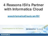 Cloud Integration for ISV Partners