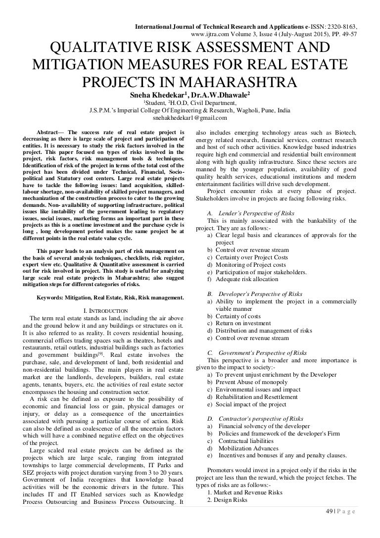 9th grade research paper