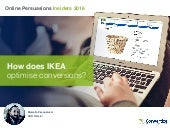 [IKEA] 9 Persuasive Principle Used by IKEA to Boost their Conversions
