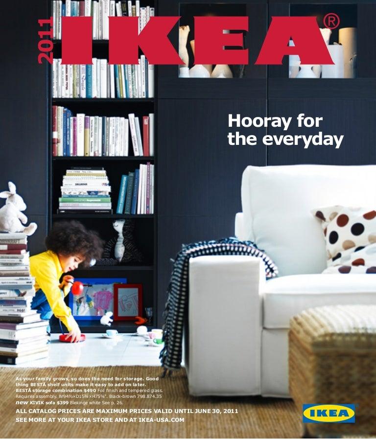 Ikea 2011 Catalog