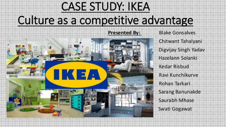 ikea case study on marketing Access to case studies expires six months after purchase date publication date: april 27, 2004 in 2002, the ikea group is the world's top furniture retailer, with 154 stores worldwide.
