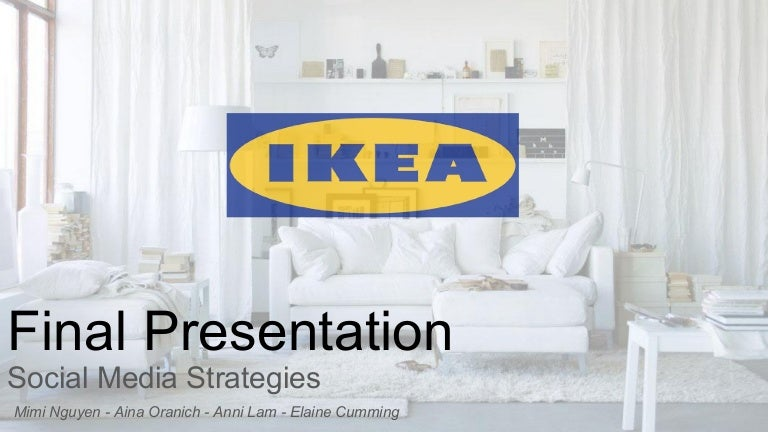 ikea presentation, Presentation templates