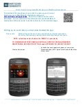 Lead Retrieval App for BlackBerry Devices - User Guide