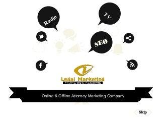 ILegal Marketing Inc PowerPoint Presentation