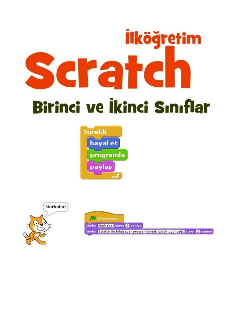 Ilkokul Scratch Kitabı Pdf