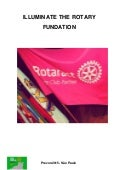Illuminate the Rotary Foundation (Rotaract#15)