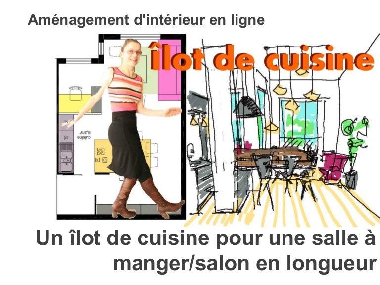 Ilot De Cuisine Table Et Bar