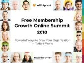 Summit Day 5: How to Use Data to Grow Your Membership in Just 1 Hour a Month