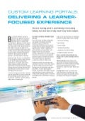 Article - Delivering A Learner-focused Experience