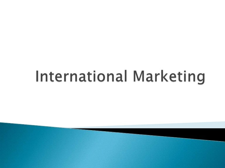 negotiating international market The main objective of the project is to understand how negotiation takes place in international market and and how cross culture will effect the negotiation in the international market.