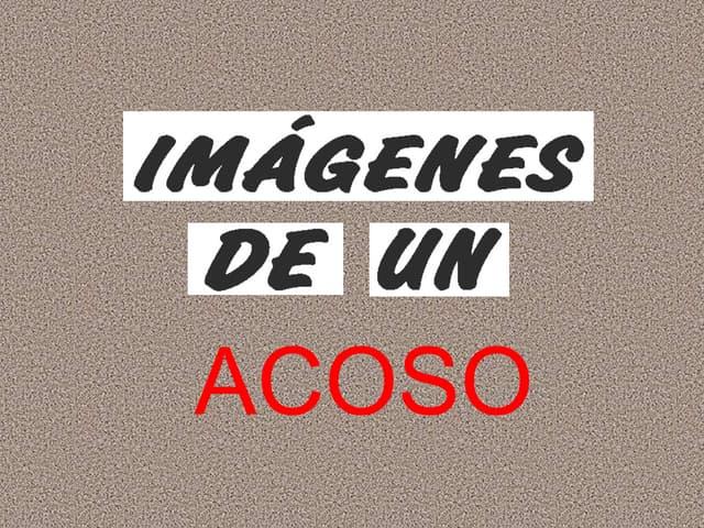 Imagenes de un_acoso