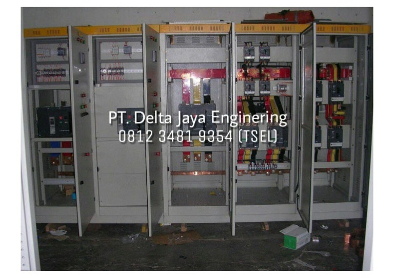 Wiring Diagram Panel Kapasitor - Wiring Diagrams Entry on
