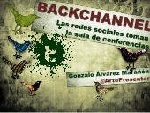 Backchannel: Las redes sociales toman la sala de conferencias
