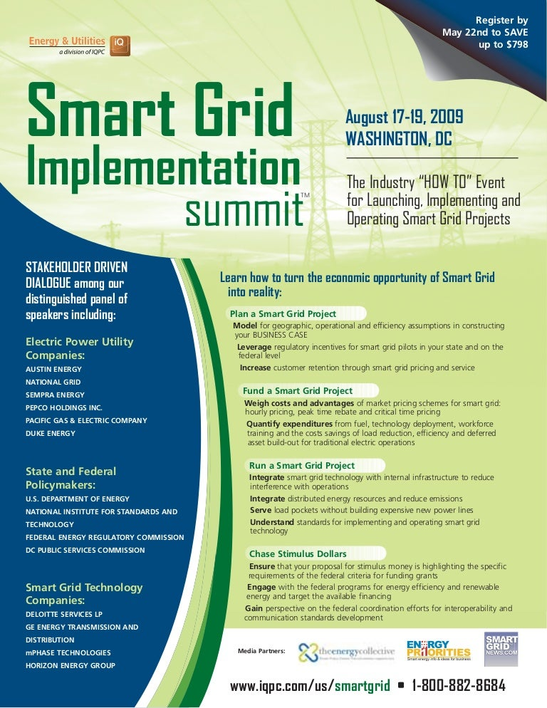 duke energy research and current smart grid implimentation essay Smart grid implementation, she has worked on issues related to wholesale and retail market design, demand response, provider of last resort, prepaid service, electricity theft, meter tampering and critical care customer designation.