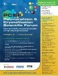 8th Polymorphism & Crystallization Scientific Forum