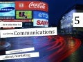 Introduction to Marketing Communications Lecture 5