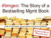 #bmgen: The Story of a Bestselling Management Book