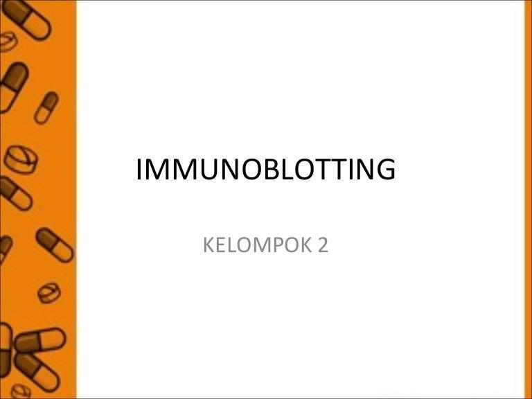 Immunoblotting