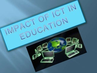The role of public education- and the impact on education itself?