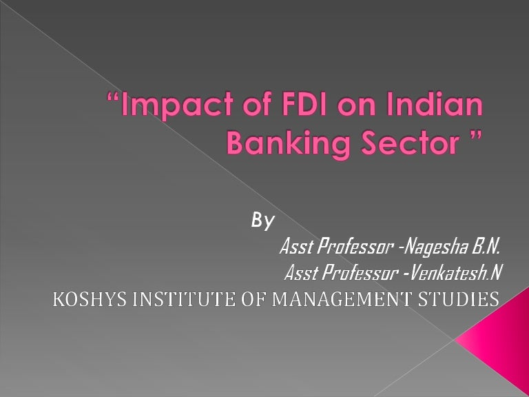 causes and impact of the recession on banking sector Impact of recession on banking sector finance essay banks act as vital players in the financial marketplaces they show a vibrant role in the economy of a country.