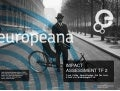 Europeana Network Association Members Council Meeting, Milan - Impact Task Force V2