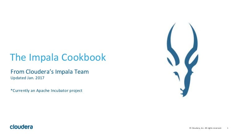 The Impala Cookbook