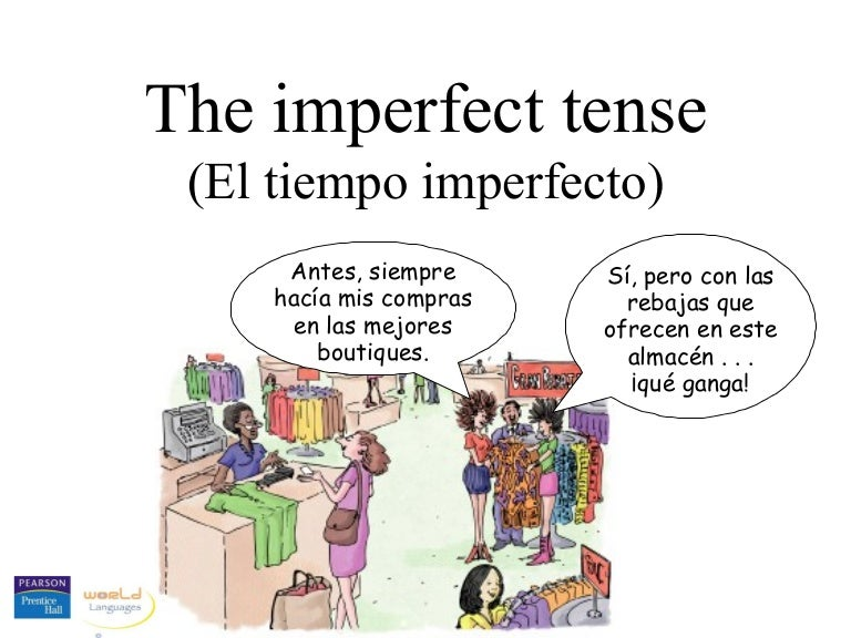 Imperfect Pp