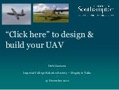 """Click here"" to build your UAV"