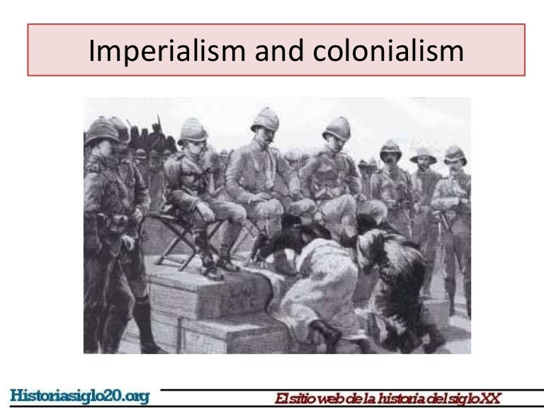light and dark of colonialism and imperialism Slavery and imperialism in heart of darkness: by reinhard and fabrizio historical information  the relationships between european nations and the other not civilized countries changed when, in the last thirty years of the nineteenth century, in europe there was a very important development of the industrial capitalism before then, the colonial expansi.