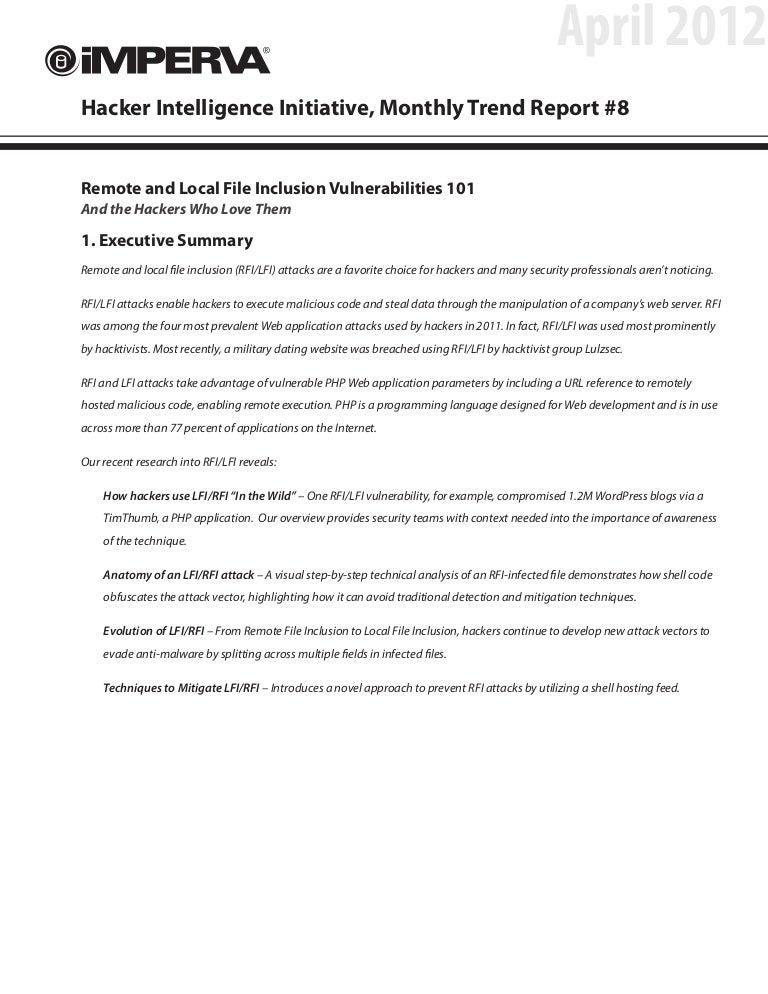 Remote File Inclusion RFI Vulnerabilities 101 – Evolution Vocabulary Worksheet