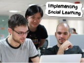 Implementing a Social Learning Platform from the Ground Up
