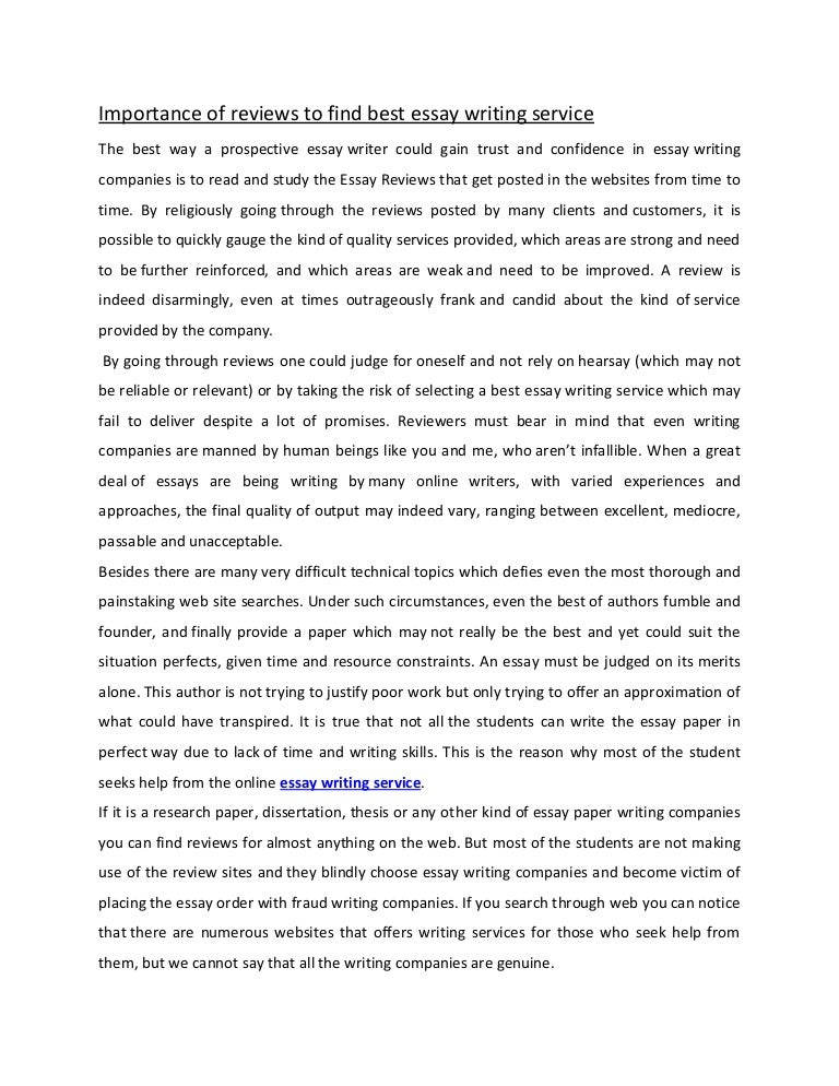 importance of teaching writing